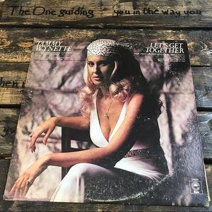 1977 Tammy Wynette Lets Get Together